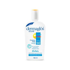 55561_Dermaglos-Solar-Emulsion-Niños-FPS50-x-180-ml_img1